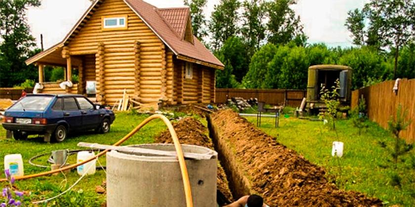 Что нужно, чтобы провести воду в дом из колодца