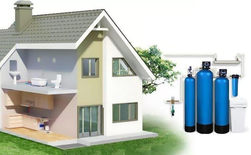 О способах водоподготовки в частном доме