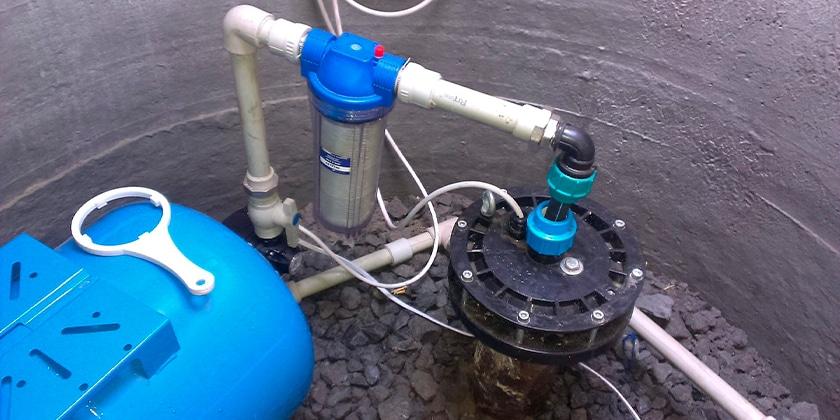 Особенности установки водоснабжения из колодца